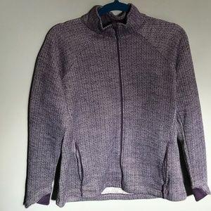 Columbia - Purple Zip Up Jacket Size XL